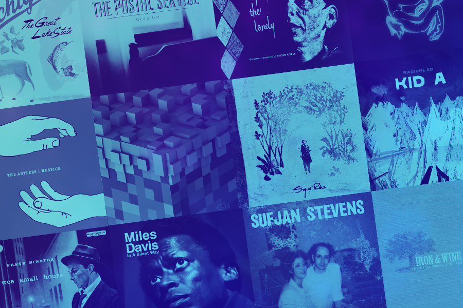 Sounds for snowfall: Albums to get you through the winter