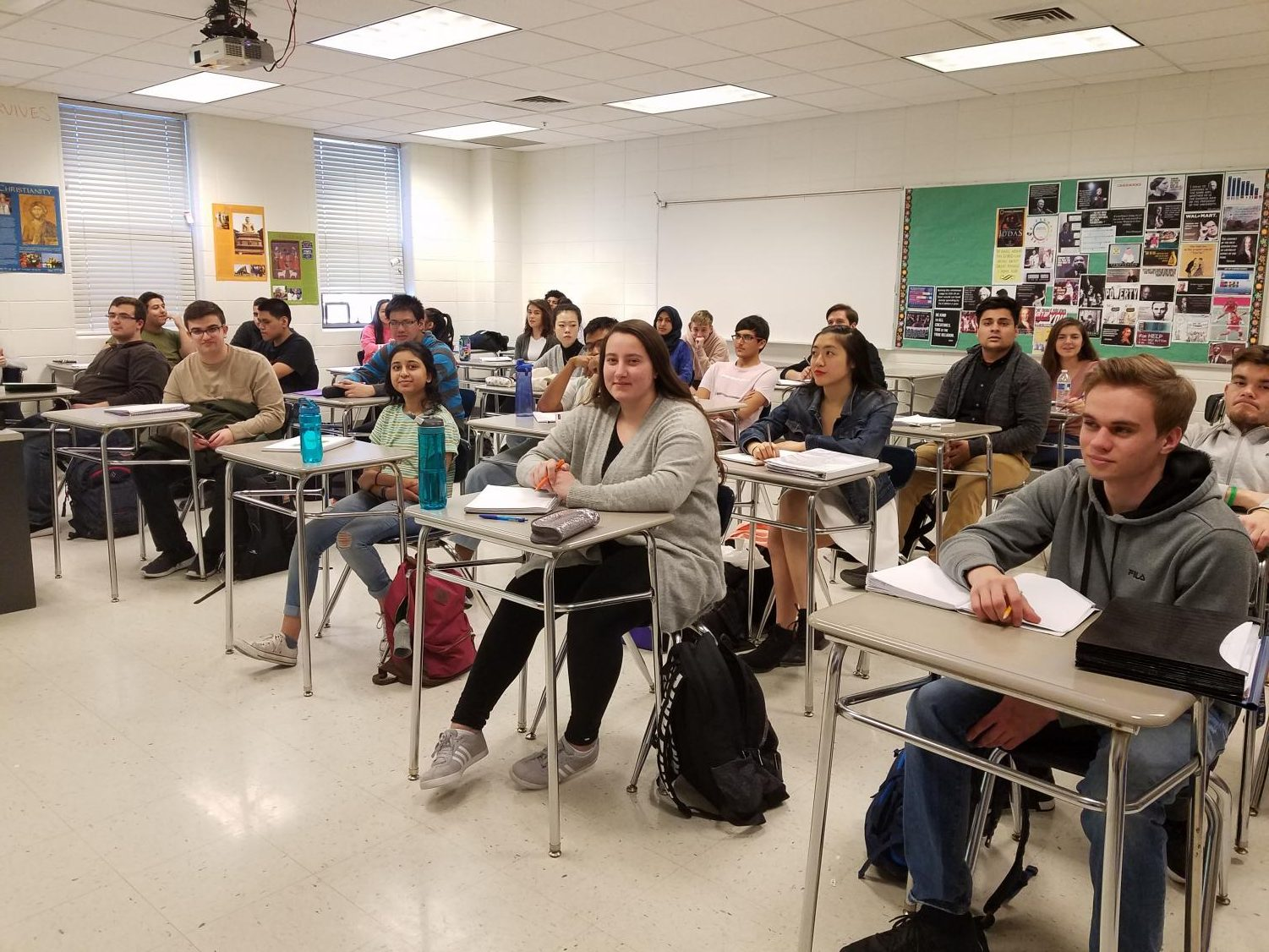 Niles North offers classes that represent the diverse student population