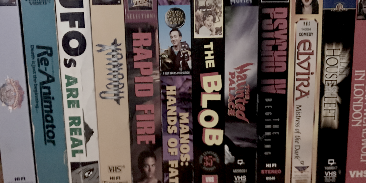 A cut below the rest: The history and appeal of B-movies