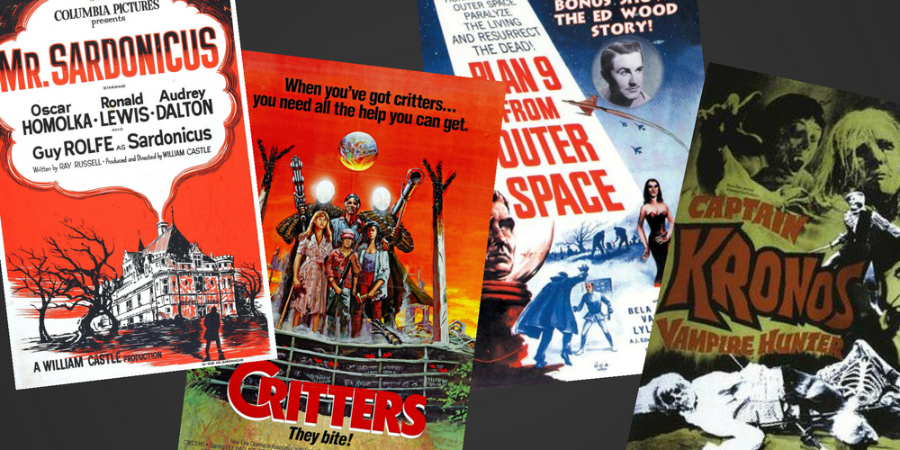 Sifting out the gems in the cascade of B-Movies