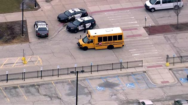 Niles North evacuated after bomb threat
