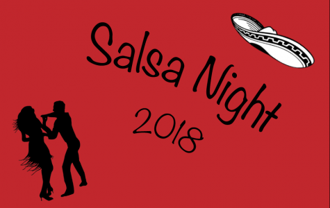 Salsa Night keeps students dancing through the night