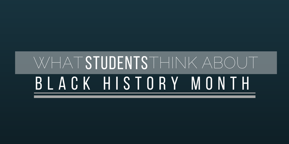 Race at Niles North: students express their opinions on Black History Month