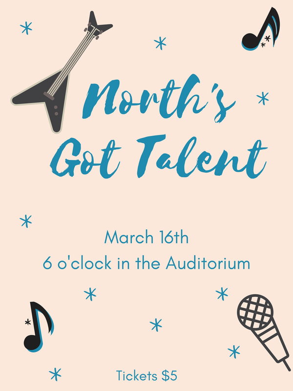 North's Got Talent takes stage