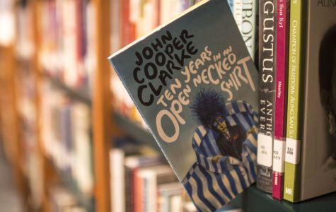National Poetry Month: Punk poet John Cooper Clarke plays it loud