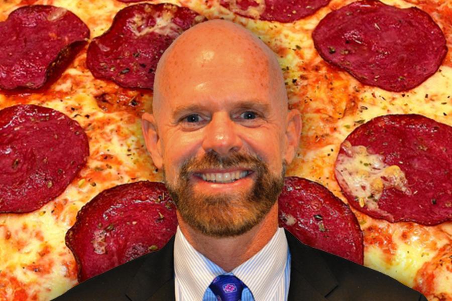 Edwards goes northward with senior lunches