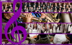 Fall fun is forte of band and choir in upcoming concert