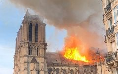 Jeff Bezos should save the world, not just Notre Dame