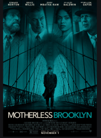 Motherless Brooklyn Shakes Down Theatres