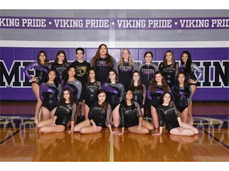 Niles North Girls' Gymnastics
