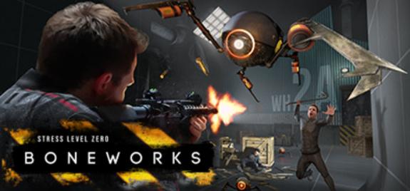 BONEWORKS Is a narrative VR action adventure using advanced experimental physics mechanics.