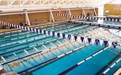 Boys Swimming and Diving start their season