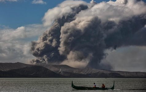 Taal volcano eruptions quieting down in the Philippines