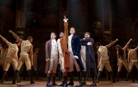 Disney is releasing a Hamilton movie in late 2021