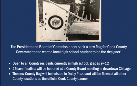 Cook County #FLAG2021 Advisory Panel Launches Design Contest to Find a New Flag for a New Century