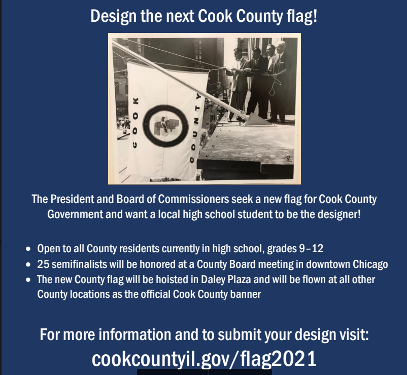 Cook+County+%23FLAG2021+Advisory+Panel+Launches+Design+Contest+to+Find+a+New+Flag+for+a+New+Century