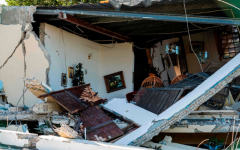 Dozens of homes were destroyed in Puerto Rico's most recent earthquake.