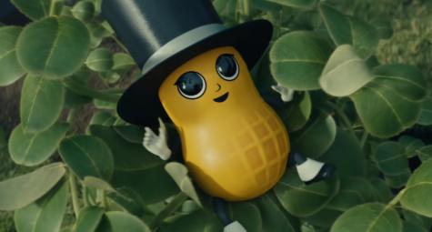 Planters kills and reincarnates Mr. Peanut