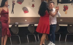 Students danced at Salsa Night, raised money for Puerto Rico
