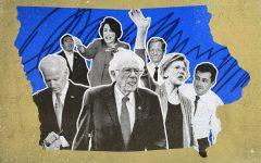 Students travel to Iowa to experience democracy