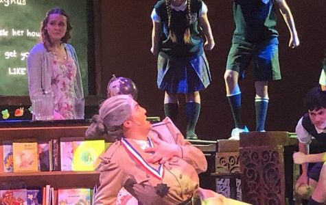 Matilda closes its doors after one performance due to COVID-19