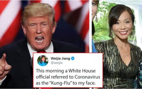Trump offends people, calls Coronavirus the