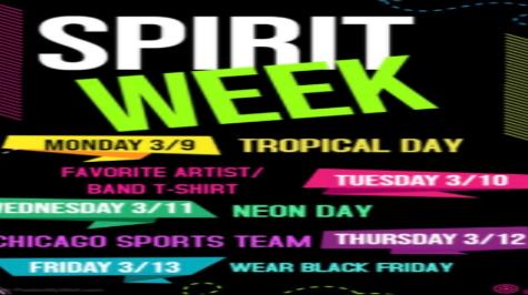 Spirit Week unites students, staff