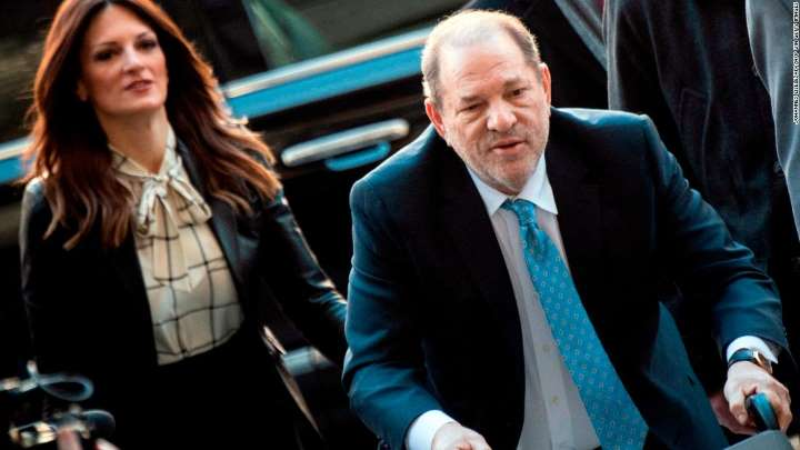 Harvey Weinstein has been sentenced to 23 years in prison for his crimes of rape and sexual assault.