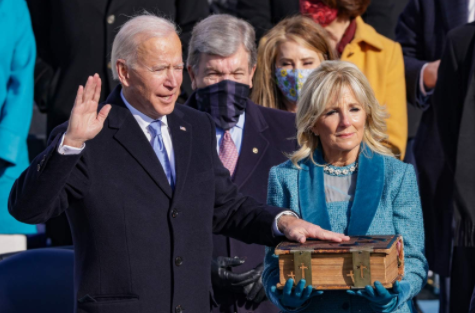 New president, new future: The Inauguration of Joe Biden, the 46th President of the United States
