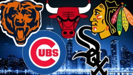 Chicago Sports Blues:  Bears exit the playoffs as Cubs, Blackhawks lose key players