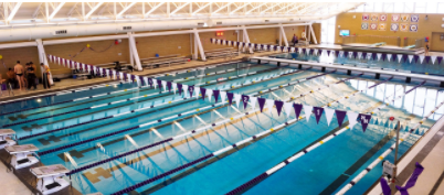 NN Boys' Swimming returns to the pool