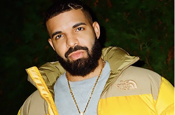Taken from Drake's instagram